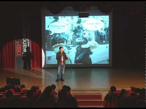 TEDxKwangwoon - Sang-Gu, Jeong - Change the Travel Style - 03/27/10 - English Subtitle