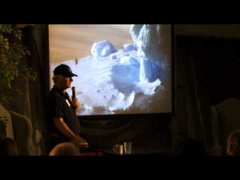 TEDxHomer - Mark Terry - The Antarctica Challenge