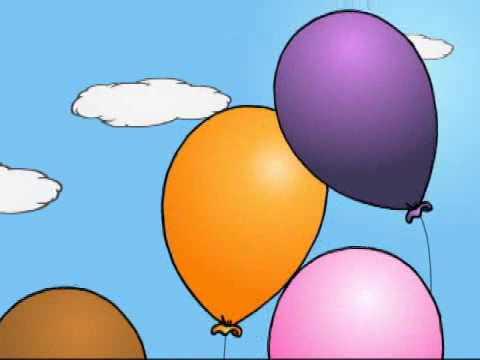 "Learn Basic English Colors 6 - ""IT IS..."" Grammar Cartoon by Pumkin.com"