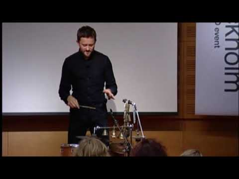 TEDxStockholm - Petter Berndalen - 9/19/09