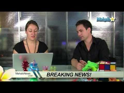 Jeff Conaway Dies, Kim Kardashian Engaged - Jonathan Novack Screen Test