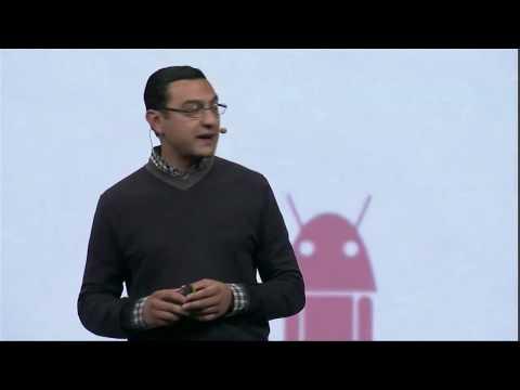 Google I/O 2010 - Keynote Day 2  Android Demo, pt. 2