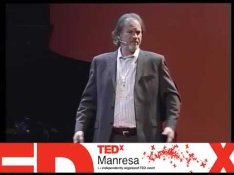 TEDxManresa - Peter Van Dommele - El liderazgo de la conexión