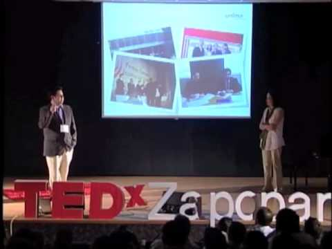 Quema tus Naves: Laura Mendoza and José Luis Nuño at TEDxZapopan