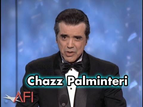 Chazz Palminteri Salutes Robert De Niro at AFI Life Achievement Award