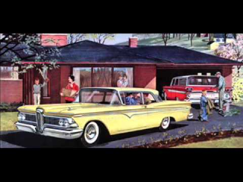 1959 Edsel Radio Ad