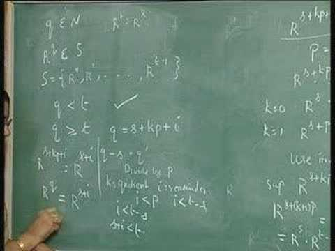 Lecture -19 - Closure of Relations