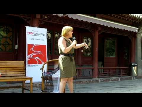 TEDx Great Wall   Pamela Teagarden What Does Your Organization Have..