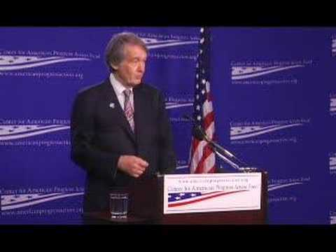 Rep Ed Markey on Congress & Climate Change - HIGHLIGHTS