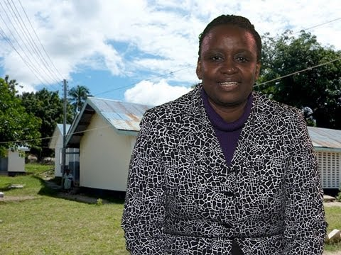 Marina Njelekela (MUHAS): Improving Women's Health in Tanzania
