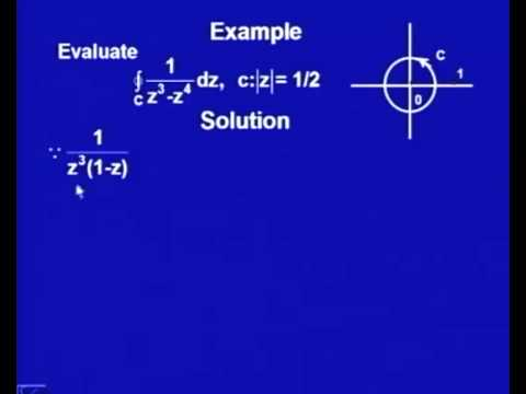 Mod-1 Lec-7 Residue Integration Method