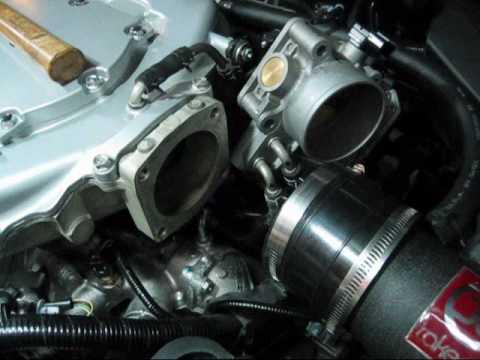 P2R Throttle Body Spacer Install 3.5L V6 Honda/Acura
