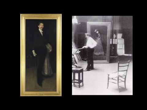 "Edgar Munhall: Whistler's ""Arrangement in Black and Gold"""