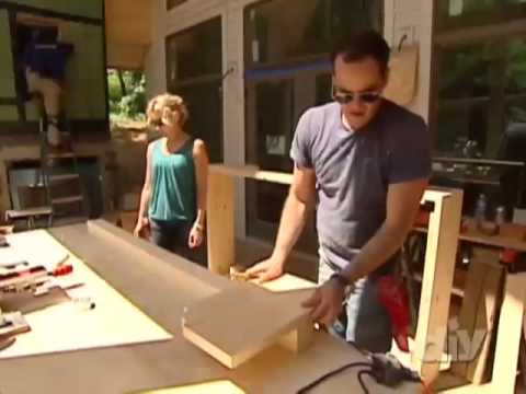 Building Bunk Beds-DIY