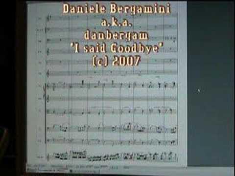 Symphonic Music - I said Goodbye - *original* by danbergam