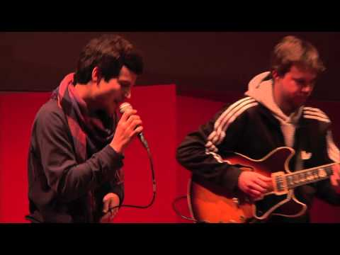 "TEDxZurich-James Gruntz-Plays post-pop music: ""After all"""