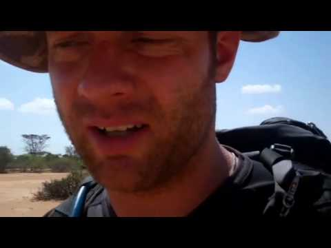 Day four -- Dermot's Video Diary part two