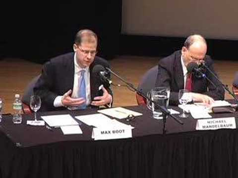 World Police Debate: Closing Statements, part 1 (12 of 14)