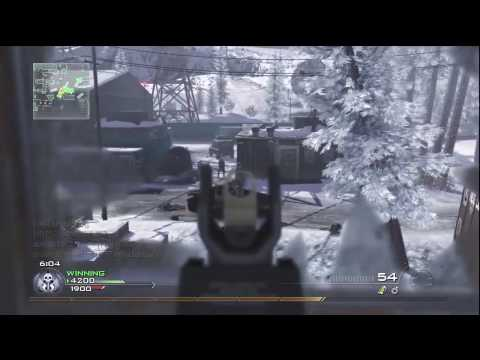 Call of Duty : Modern Warfare 2 - Gameplay and commentary 33-5 (HD)