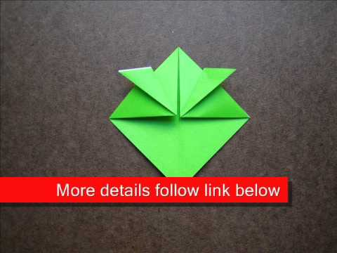 How to Fold Origami Tortoise - OrigamiInstruction.com
