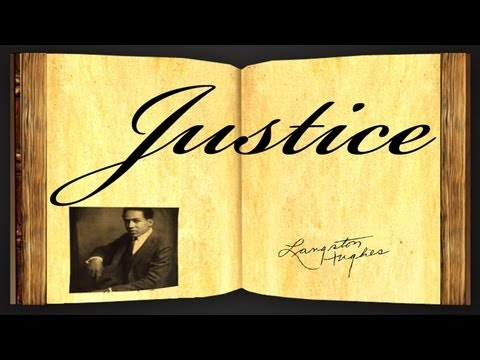 Pearls Of Wisdom - Justice by Langston Hughes - Poetry Reading