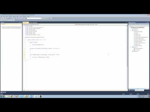 C# Beginners Tutorial - 166 - Optional Parameters