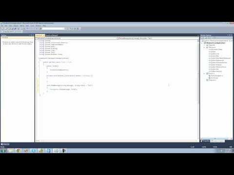 C# Beginners Tutorial - 166 - Optional Parameters