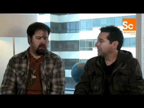 Meteorite Men- Online Exclusive Interview   Extreme Weather