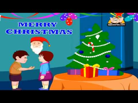 Nursery Rhyme - On Christmas Day
