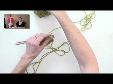 Knitting Help - 3-Needle Bind-Off