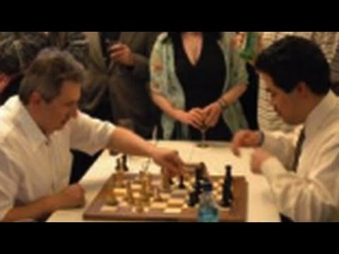Speed Chess Game - Nakamura vs. Dlugy