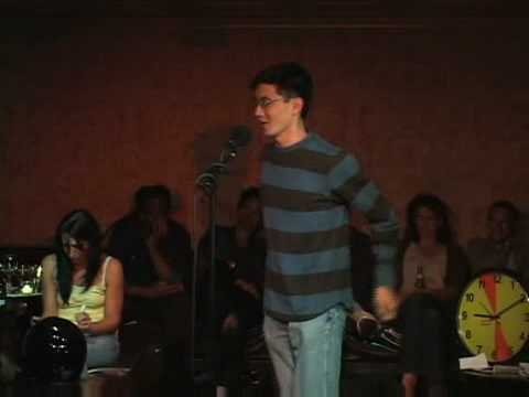 Story Slam: Kevin Lee