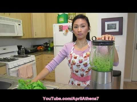 How to Make Pesto, Simple Pesto Caprese Pasta Salad, Easy Dinner Recipe, Healthy Meals