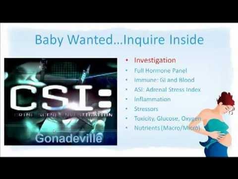 Infertility Seminar