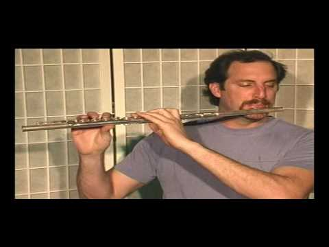 "Flute Lesson - How to play ""Nearer My God To Thee"""