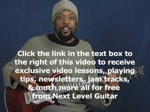 Children of Bodom Testament Metallica metal styles rhythm & licks guitar lesson