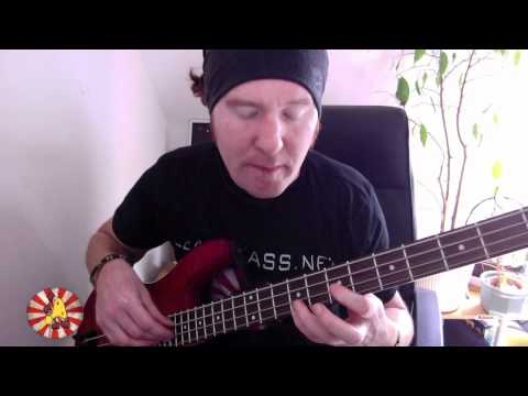 Introduction to Bass chords - Metallica - ORION (Remake)