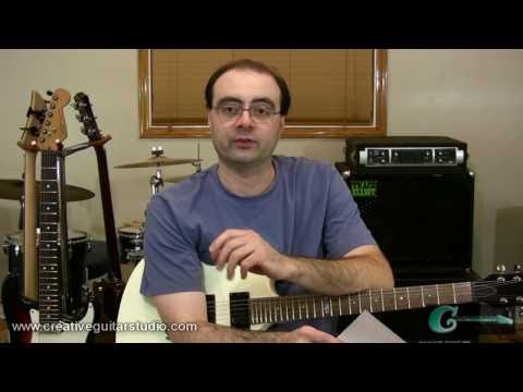 GUITAR THEORY: Jammin' on the Sixth Double-Stop