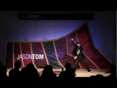 TEDxHONOLULU - Jason Tom - Vocal Groove