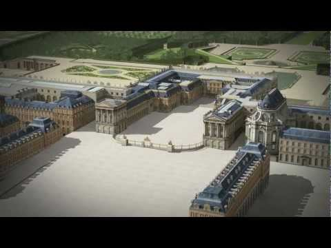 Versailles 3D, with Google