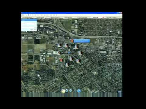 GeoDesign Summit 2010: ESRI Staff: Enabling Technologies (Part 7 of 8)