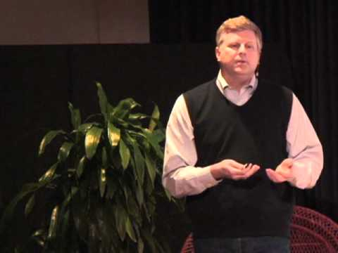 TEDxMonterey - Lee Lorenzen - Rock Candy Revolution