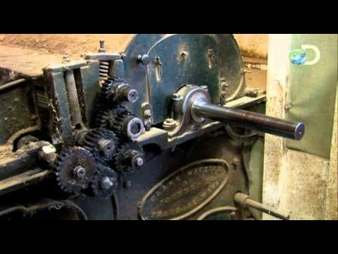 Dirty Jobs - Pick Pick Pick | Woolen Mill Operator