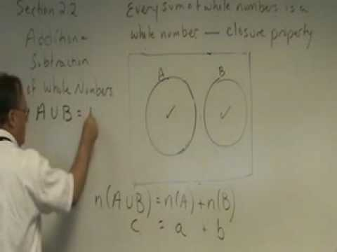 141 2.2.1b Addition Subtraction of Whole Numbers