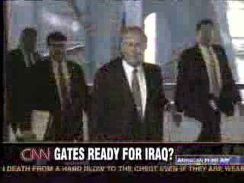 Larry Korb on Gates to Pentagon on CNN's American Morning