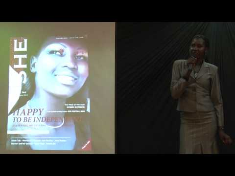 The Vision of the Young Dreamer: Rachael Alek at TEDxJuba