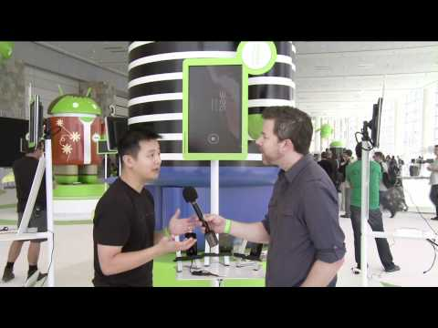 Google I/O 2012 - Android Developer Sandbox Interviews