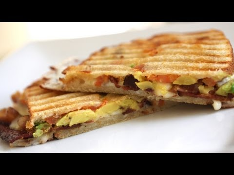 The Perfect Panini: Make It (How to) || KIN EATS