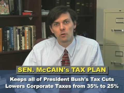 Comparing the Obama and McCain Tax Plans