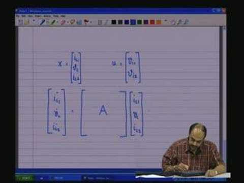 Lecture - 07 Modeling of Circuit 2